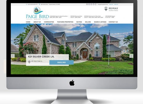 Paige Bird Realtor