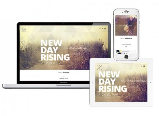 Rick Butor Website