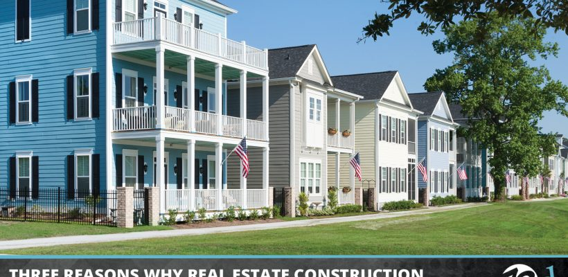 3 Reasons Why New Construction in Myrtle Beach Has Spiked
