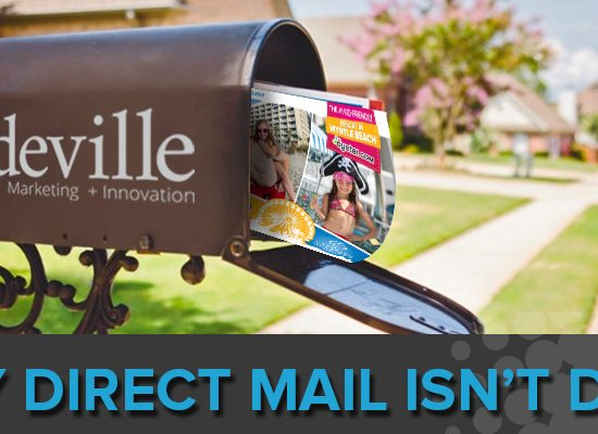 Why Direct Mail Isn't Dead